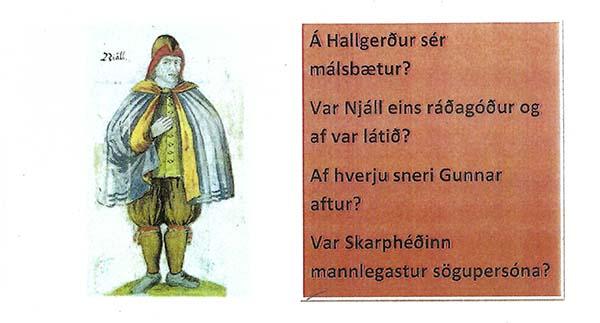 Framhaldsnámskeið í Brennu-Njáls sögu