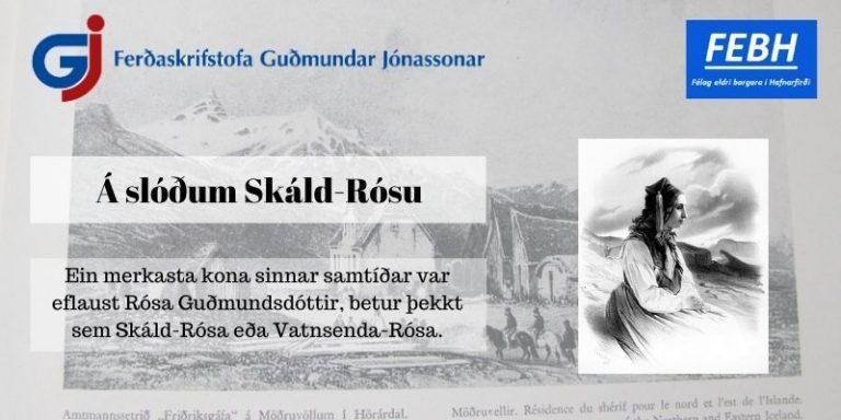 Vatnsenda-Rósa